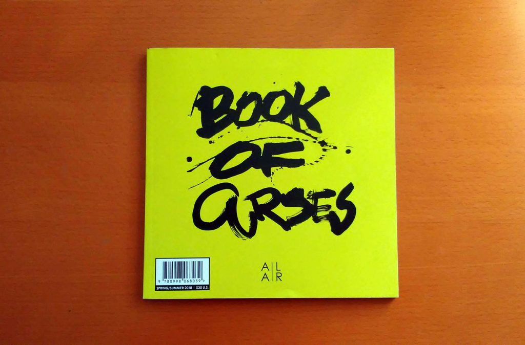 "front cover of ""Book of Curses"""