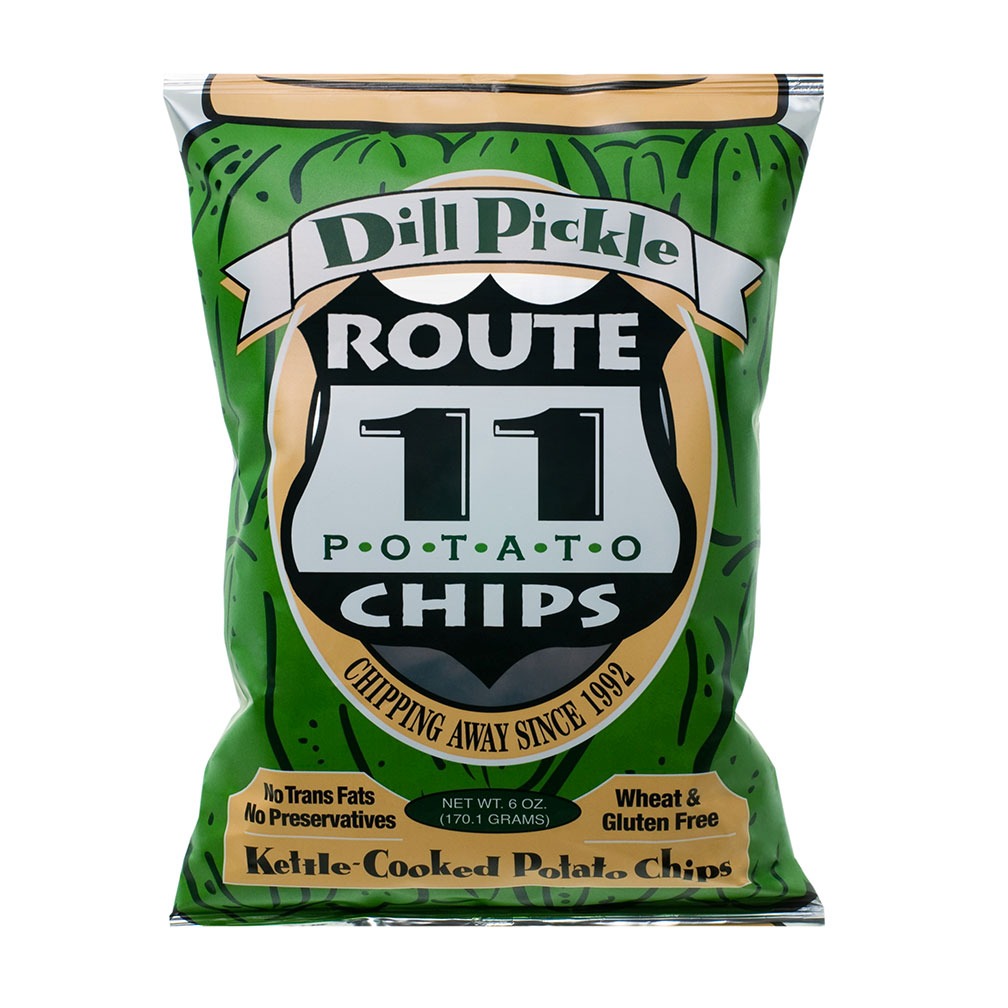 Route 11 Potato Chips, Dill Pickle