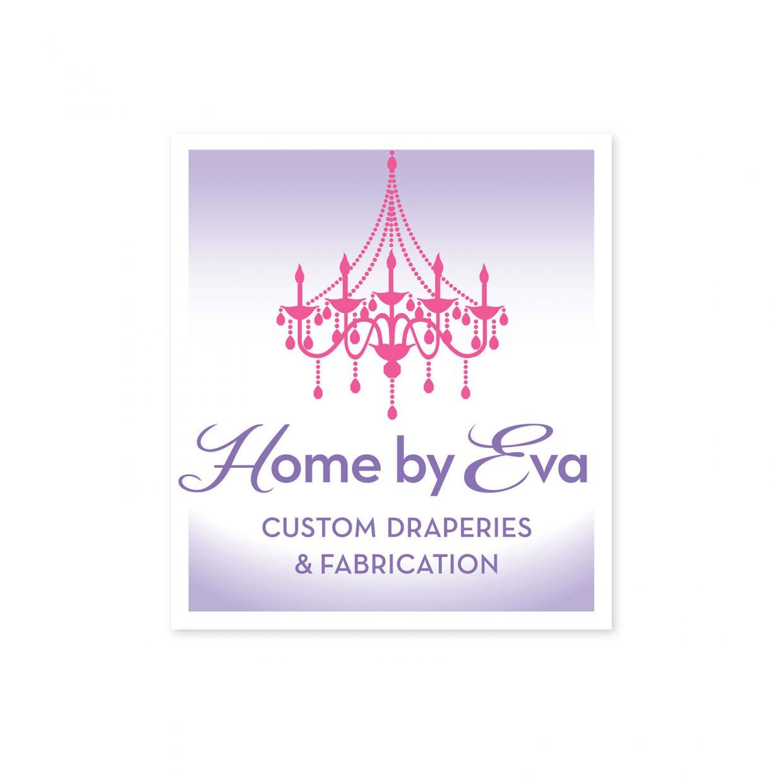 Logo for interior designer Eva Suwak