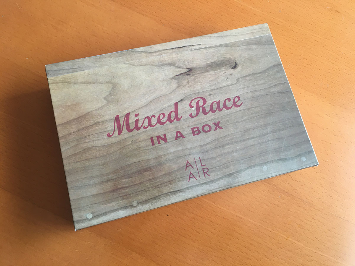 "AALR Volume 4, Issue 2: ""Mixed Race in a Box"